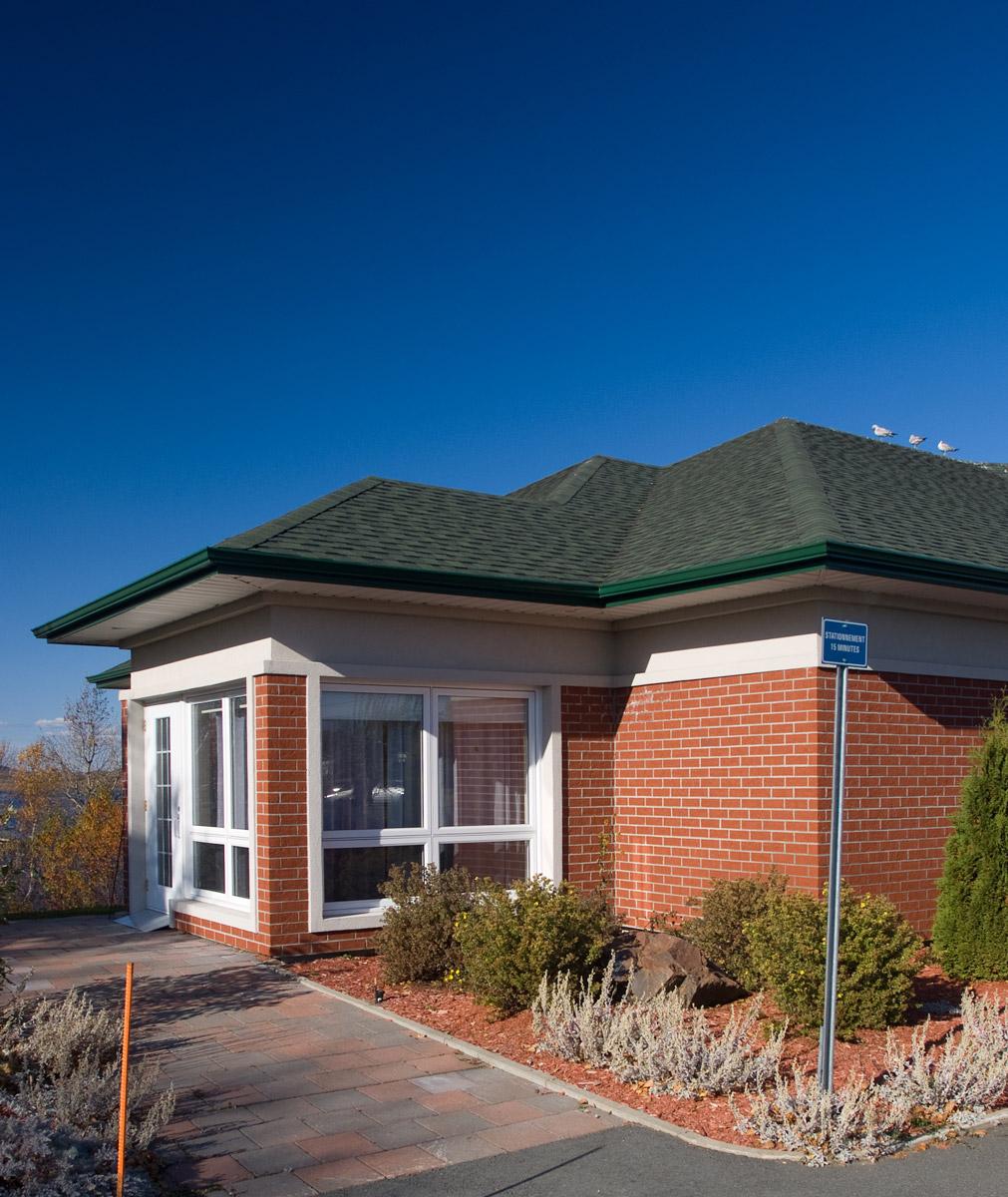 Maison de l'Envol - Soins palliatifs